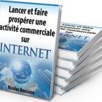 Lancer une activité Internet